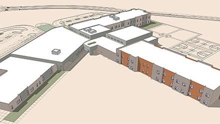 Nina Otero Community School Santa Fe, New Mexico